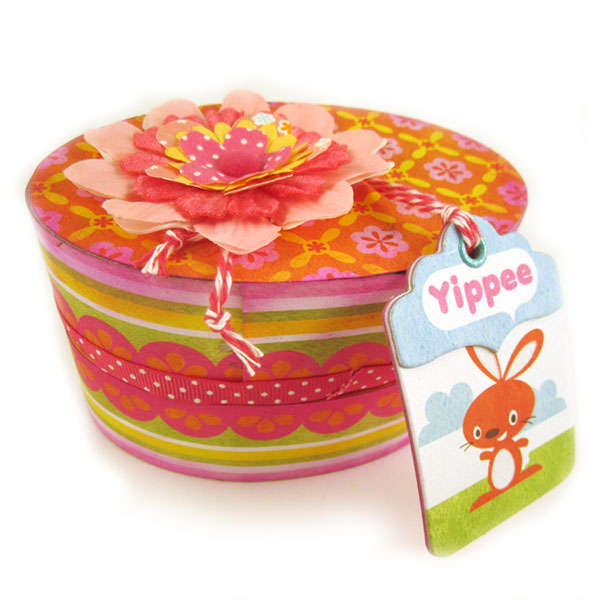 Easter Decor Box
