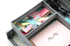 PhotoSleeveFuseStorageTraysbyAlyDosdall40_5 we r memory keepers fuseables storage box fuse storage box at creativeand.co