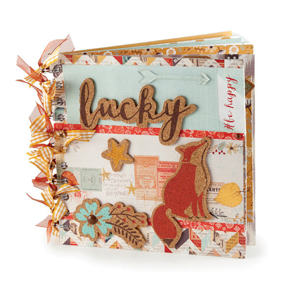 Have you seen the Cork Stickers in the Shine Collection from We R Memory Keepers?