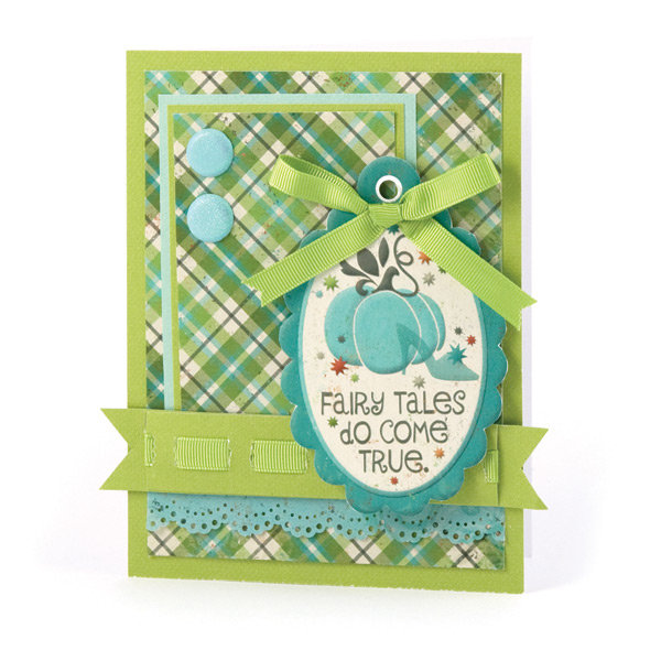 Fairy Tales do Come True featuring Storetime from We R Memory Keepers