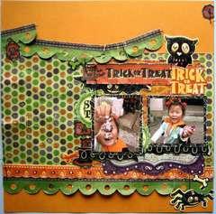 Trick or Treat by Takako Tanaka