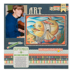 Art featuring We R Memory Keepers' Notable Collection