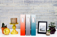 New Ombre 12 x 12 Ring Albums from We R