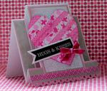 We R Washi Tape Valentine Card by Carrie