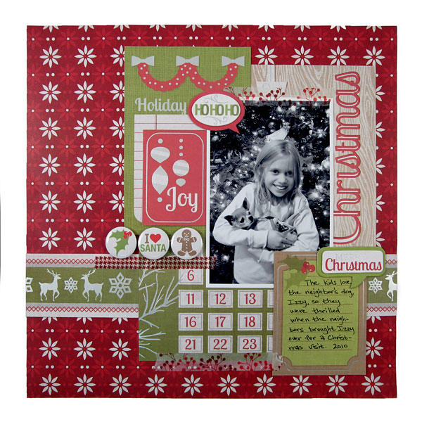 Introducing the Yuletide Collection from We R Memory Keepers