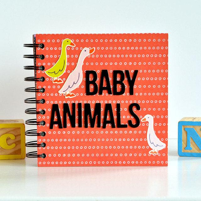 Baby Animals Book