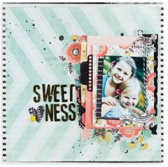 Sweetness featuring the new Chalkboard Collection from We R Memory Keepers