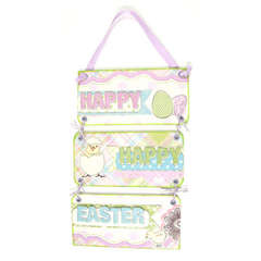 Happy Happy Easter featuring Cotton Tail from We R Memory Keepers