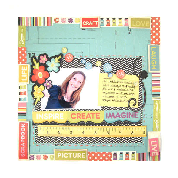 Introducing Love 2 Craft Collection from We R Memory Keepers