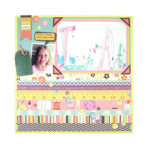 New Love 2 Craft Collection from We R Memory Keepers