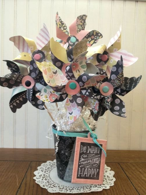 Have you Seen the New Pinwheel Punch Board from We R Memory Keepers?