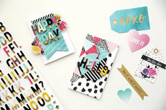 Happy Day Card & Hello Card