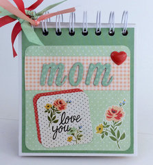Farmers Market Mini Book for Mom
