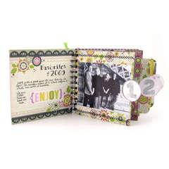 Retro Glam & Cinch Mini Book