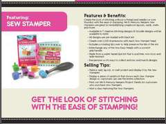 The Product Scoop - Sew Stamper
