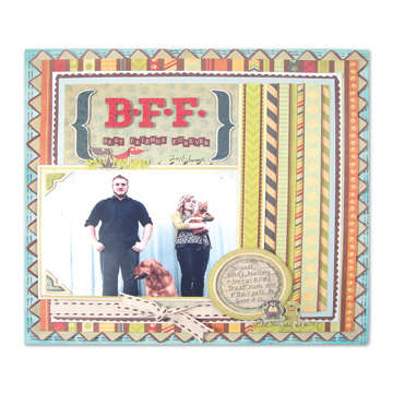 BFF featuring We R Memory Keepers Sew Stamper