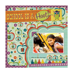 School is a Hoot using Show and Tell from We R