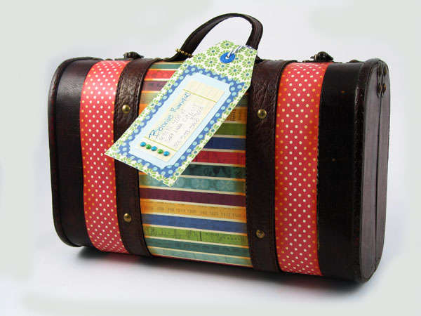 Luggage Tag & Suit Case