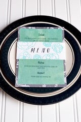 New Letterpress Invitation Plates from We R Memory Keepers