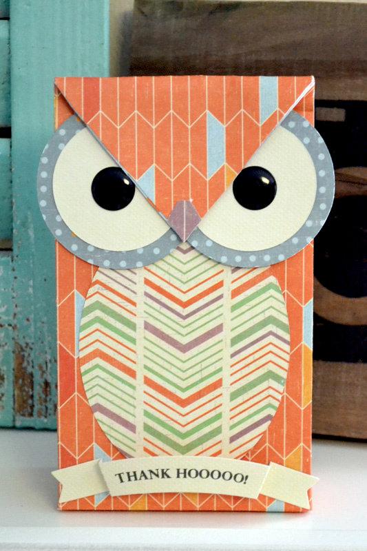We R Owl Gift Bag