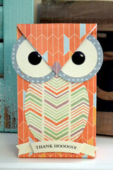 We R Owl Gift Bag