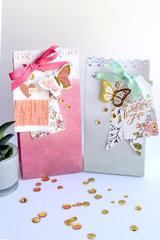 Wedding Gift Bags by Aly Dosdall
