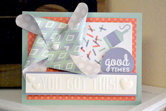 Embossing Strip Tips and Tricks from Aly Dosdall
