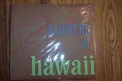 Flowers of Hawaii album