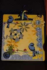 For the Birds XL Clipboard