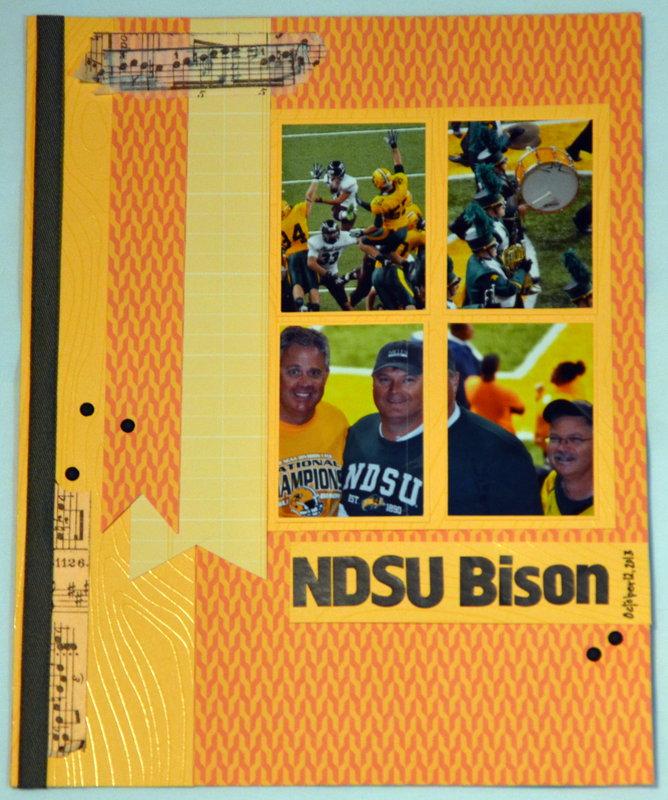 NDSU Bison