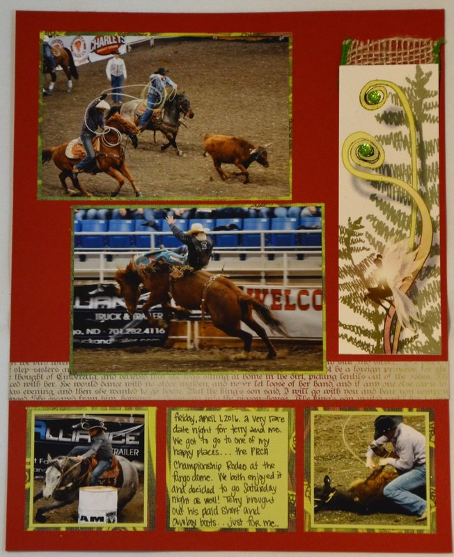 PRCA Championship Rodeo