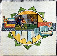 Soccer . . . Oh Boy!