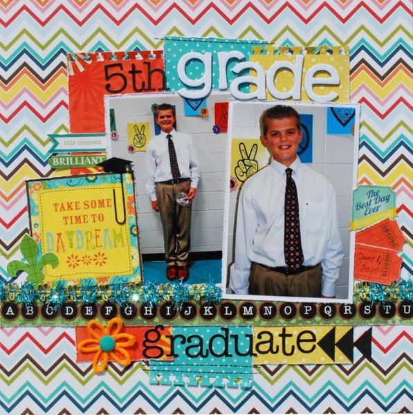 5th Grade Graduate