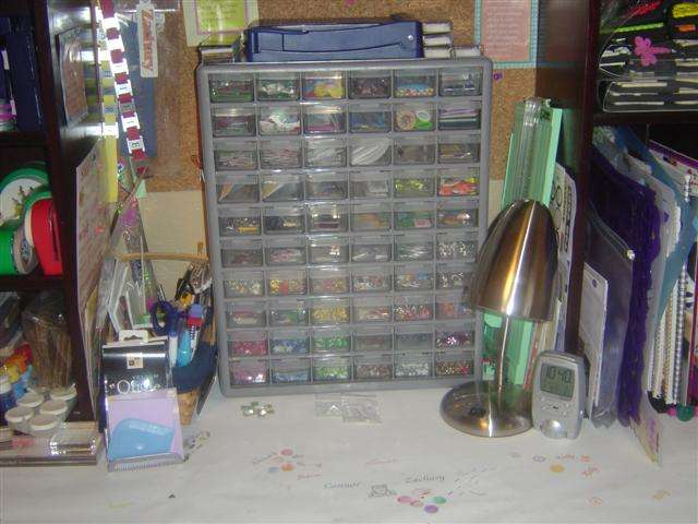 Embellishment Storage Caddy