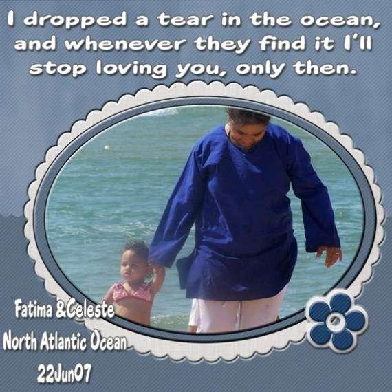 Ocean Tear