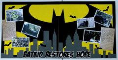 Batkid Restores Hope