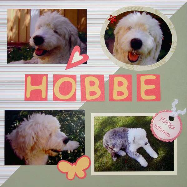 Hobbe - my best friend