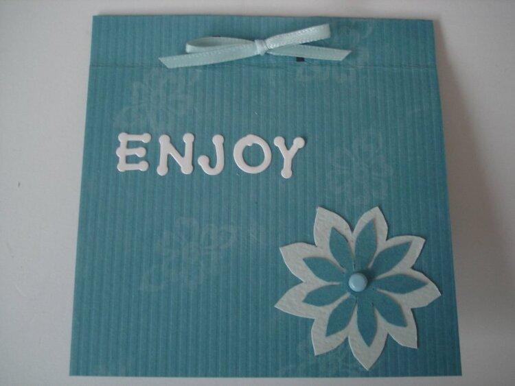 Enjoy Card