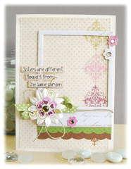 Sisters card