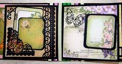 Heartfelt creations Butterfly Medley album