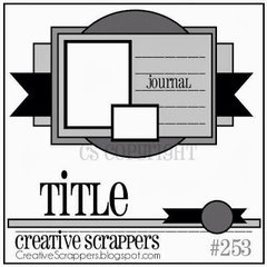 Creative Scrappers Layouts by Peggy Lee