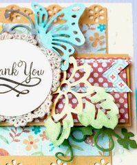 Thank You by Tanya Gibbs