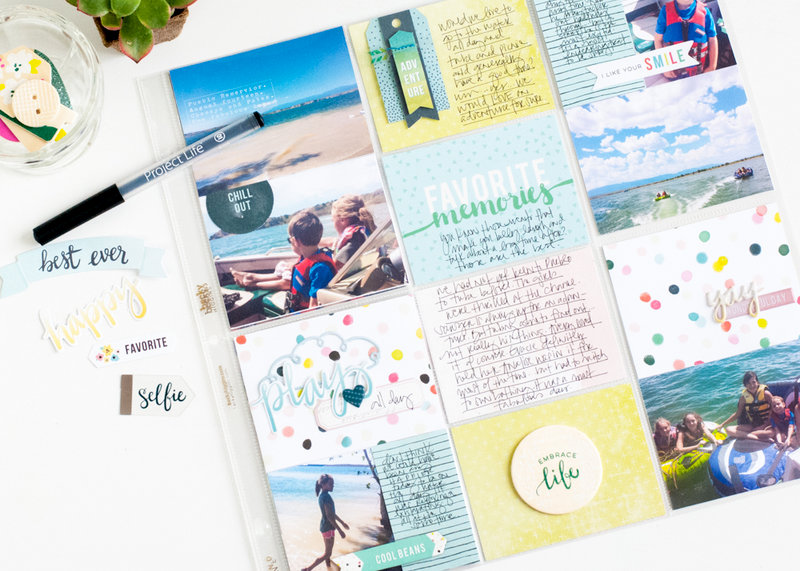 Journaling + Pocket Pages