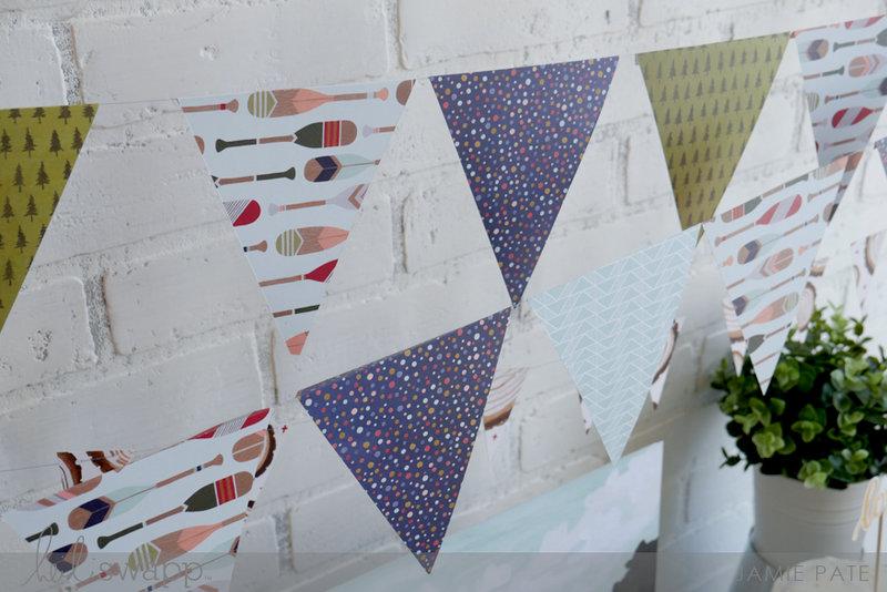 Paper Party Decor