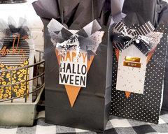 Halloween Table and Treats