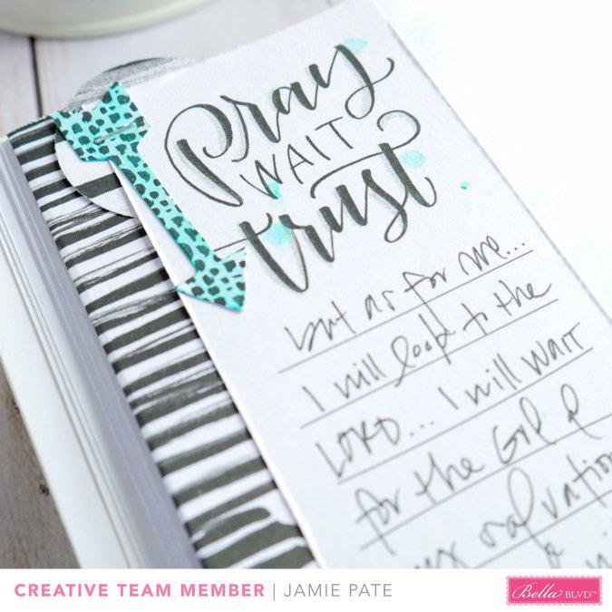 Illustrated Faith Faith Over Fear Journal