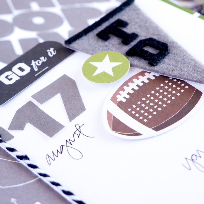 Sports Traveler's Notebook