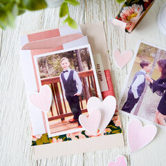 What A Day ~ Mini Layout