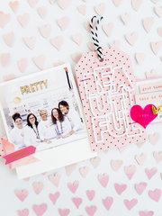 Beautiful Wonky Hearts