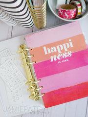 New Heidi Swapp Color Fresh Planner
